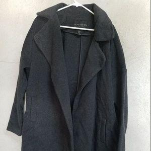 Forever 21+ Grey Coat